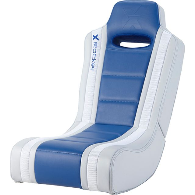 X Rocker Gaming Chair in Blue