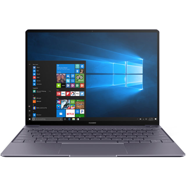 "Huawei MateBook X 13"" Laptop - Space Grey - 53010BPA - 1"