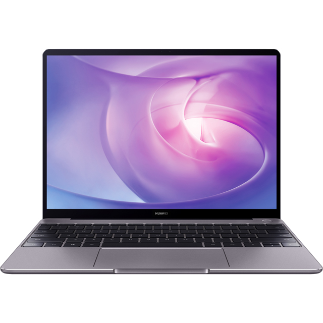 "Huawei Matebook 13"" Laptop - Grey - 53010FXX - 1"