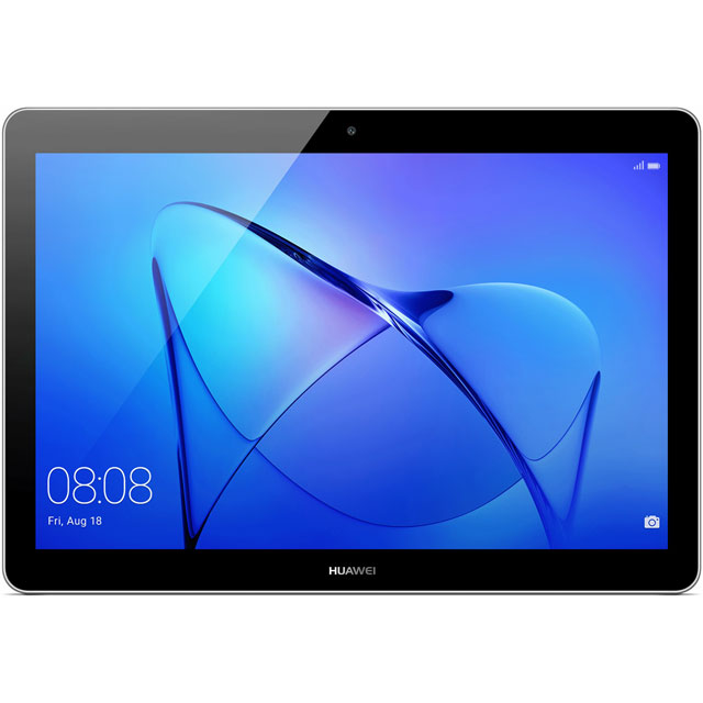"Huawei MediaPad T3 9.6"" 32GB Wifi Tablet - Space Grey - 53010NRR - 1"
