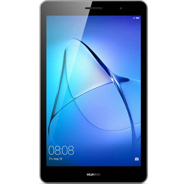 "Huawei MediaPad T3 9.6"" 16GB Wifi Tablet - Grey - 53018635 - 1"