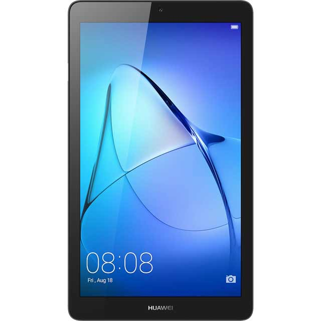 "Huawei MediaPad T3 8"" 16GB Wifi Tablet - Grey - 53018680 - 1"