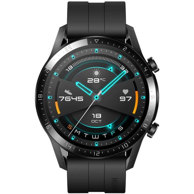Huawei GT2 Smart Watch - 46mm - Matte Black
