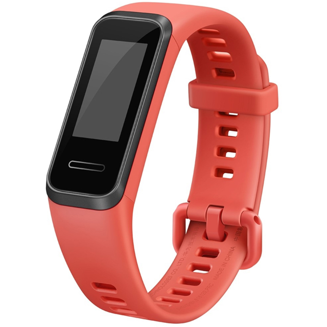 Huawei Band 4 Smart Watch - 24.38mm - Sunburst Orange