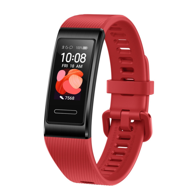Huawei Band 4 Pro Smart Watch - - Red