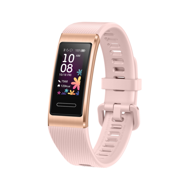 Huawei Band 4 Pro Smart Watch - - Pink Gold