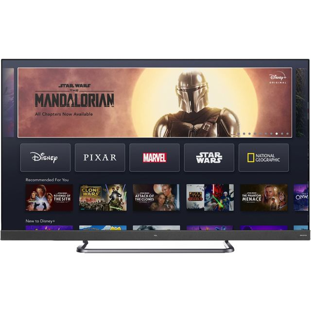 """TCL 55EC788 55"""" Smart 4K Ultra HD Android TV"""