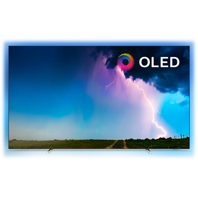 "Philips 55OLED754 55"" Smart 4K Ultra HD OLED TV - Black - 55OLED754 - 1"