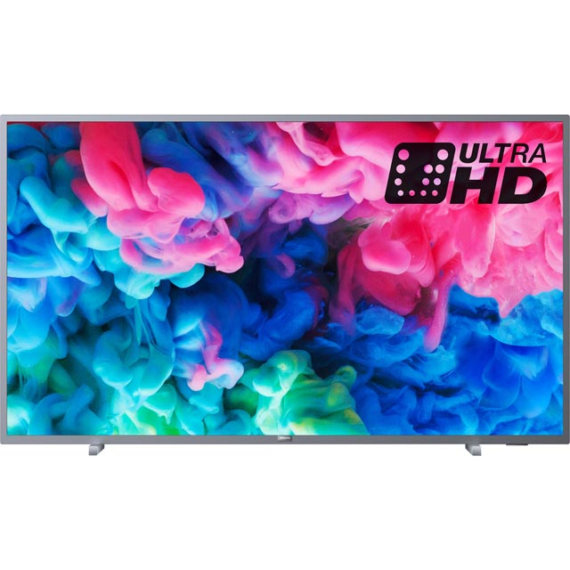 "Philips 55"" 4K Ultra HD TV - 55PUS6523 - 55PUS6523 - 1"
