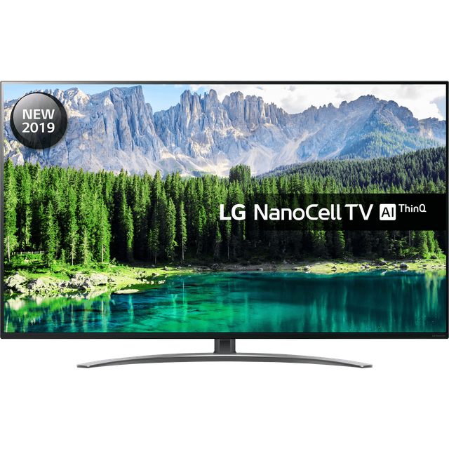 """LG 55SM8600PLA 55"""" Smart 4K Ultra HD TV with Nano Cell, HDR10, Dolby Vision and Dolby Atmos"""