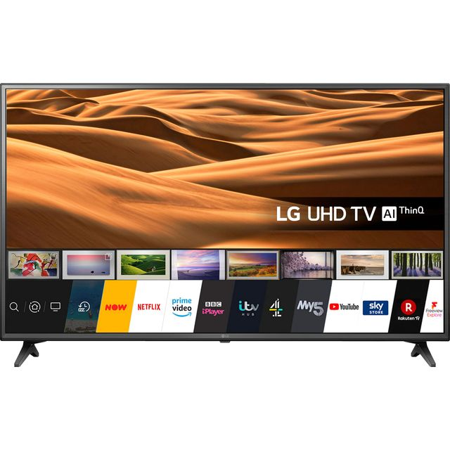 "LG 55UM7050PLC 55"" Smart 4K Ultra HD TV With HDR and Freeview Play"