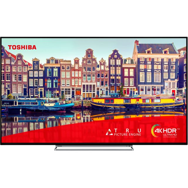 Toshiba 55VL5A63DB Smart 4K Ultra HD TV