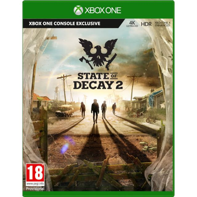 State of Decay 2 for Xbox One [Enhanced for Xbox One X]