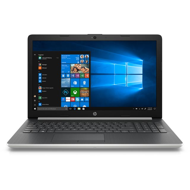 "HP 15.6"" Laptop Intel® Core™ i7 256GB Solid State Drive 16GB RAM"
