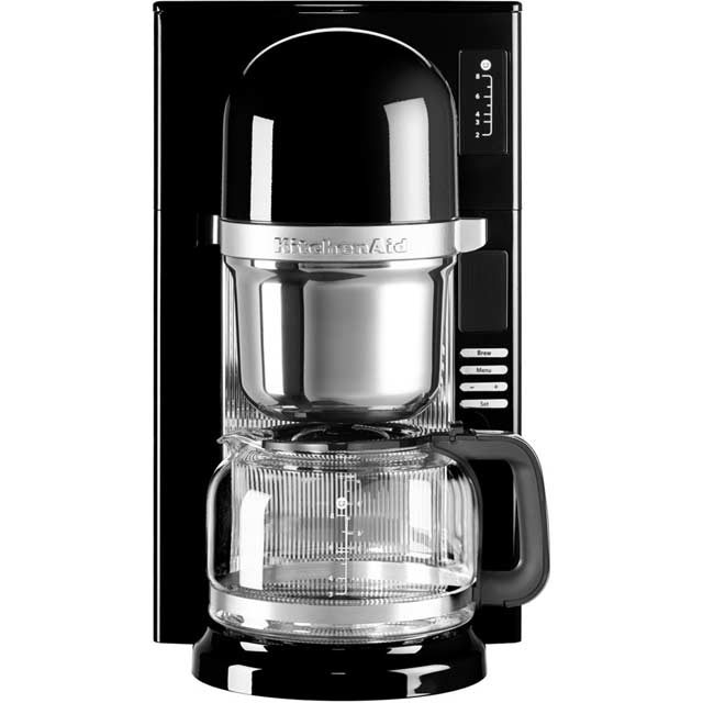 Kitchenaid Pour Over Coffee Maker Filters : KITCHENAID Pour Over Coffee Maker Onyx Black Offers, Deals, Sales with Best Prices at Currys