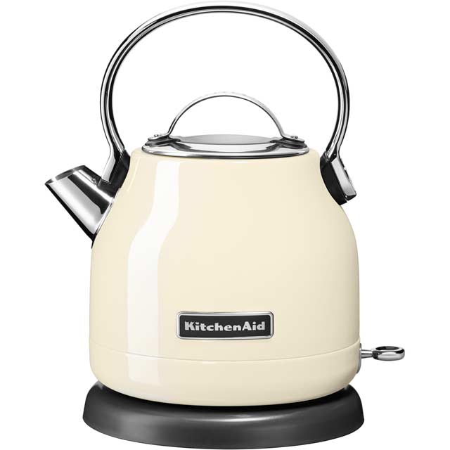 KitchenAid Dome 5KEK1222BAC Kettle - Almond Cream - 5KEK1222BAC_CR - 1