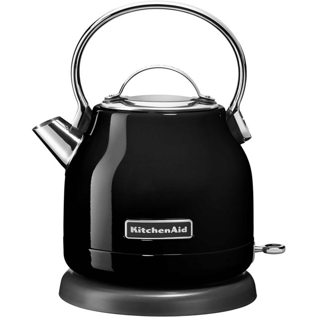 KitchenAid Dome 5KEK1222BOB Kettle - Onyx Black