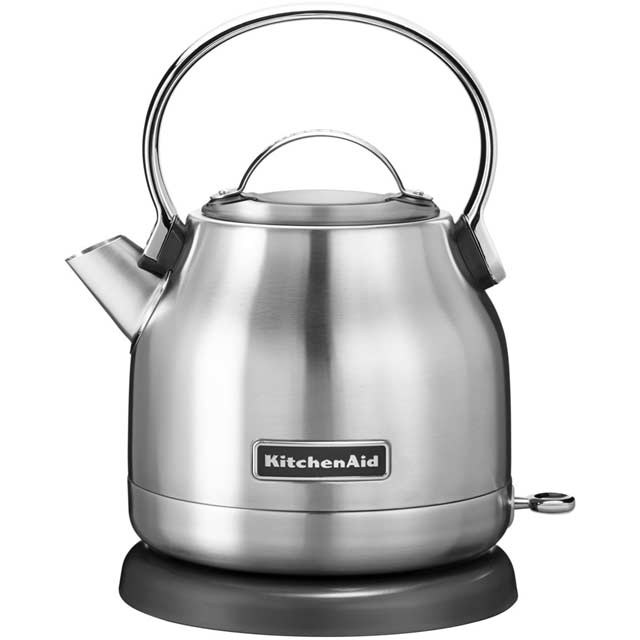 KitchenAid Dome 5KEK1222BSX Kettle - Stainless Steel