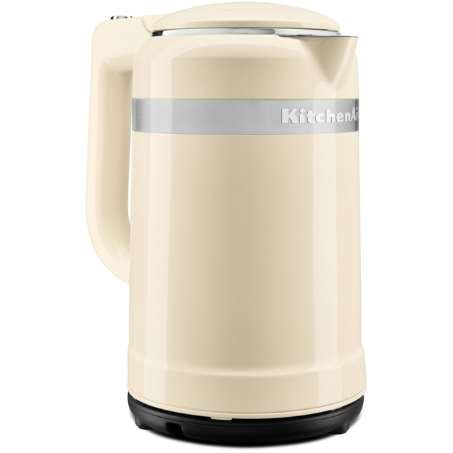 KitchenAid Design Collection 5KEK1565BAC Kettle - Almond Cream - 5KEK1565BAC_CR - 1