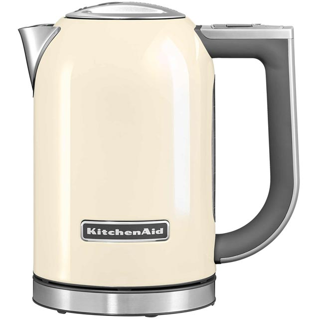 KitchenAid 5KEK1722BAC Kettle with Temperature Selector - Almond Cream - 5KEK1722BAC_CR - 1