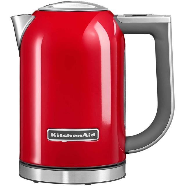 KitchenAid 5KEK1722BER Kettle with Temperature Selector - Empire Red