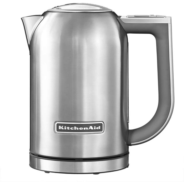 KitchenAid 5KEK1722BSX Kettle with Temperature Selector - Stainless Steel - 5KEK1722BSX_SS - 1