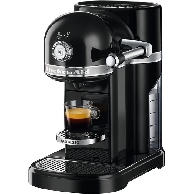 Nespresso By KitchenAid Artisan 5KES0503BOB Artisan Coffee Machine - Black