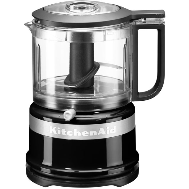 KitchenAid 5KFC3516BOB 240 Watt Mini Food Processor - Black
