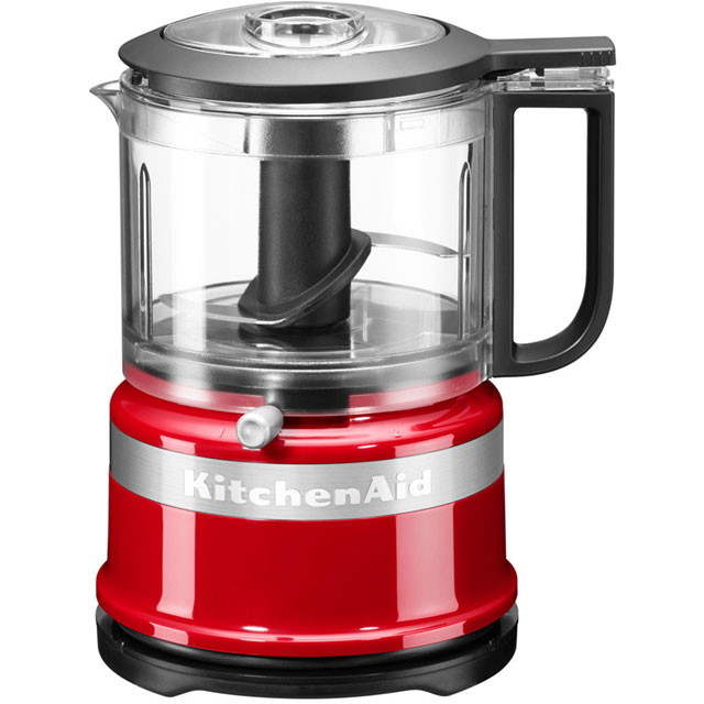 KitchenAid 5KFC3516ER 240 Watt Mini Food Processor - Red