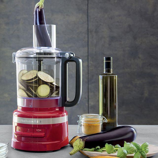 KitchenAid 5KFP0919BER Food Processor With 4 Accessories