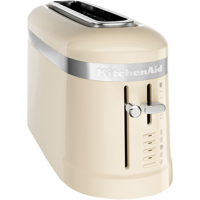 KitchenAid Design Collection 2 Slice Toaster - Almond Cream