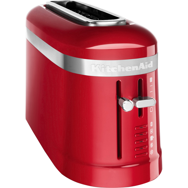 KitchenAid Design Collection 2 Slice Toaster - Empire Red