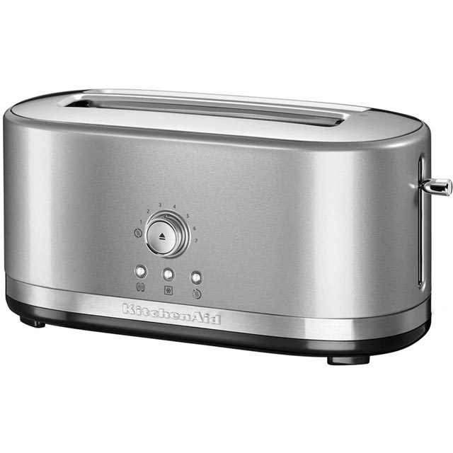 KitchenAid 4 Slice Toaster - Contour Silver