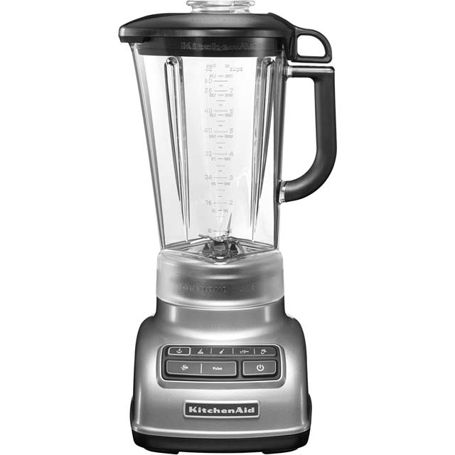 KitchenAid Diamond 5KSB1585BCU 1.75 Litre Blender - Contour Silver