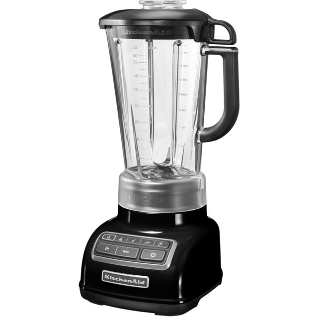 KitchenAid Diamond 5KSB1585BOB 1.75 Litre Blender - Onyx Black