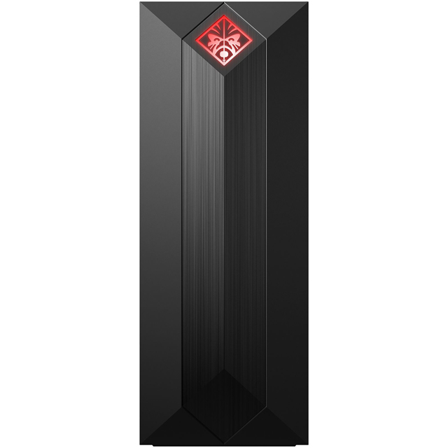HP OMEN 875-0005na Gaming Tower - Black - 5MM75EA#ABU - 1