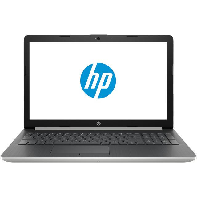 "HP Notebook 15-da0056na 15.6"" Laptop - Natural Silver - 5TA96EA#ABU - 1"