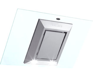 Belling 60KLINE 60 cm Chimney Cooker Hood - Stainless Steel