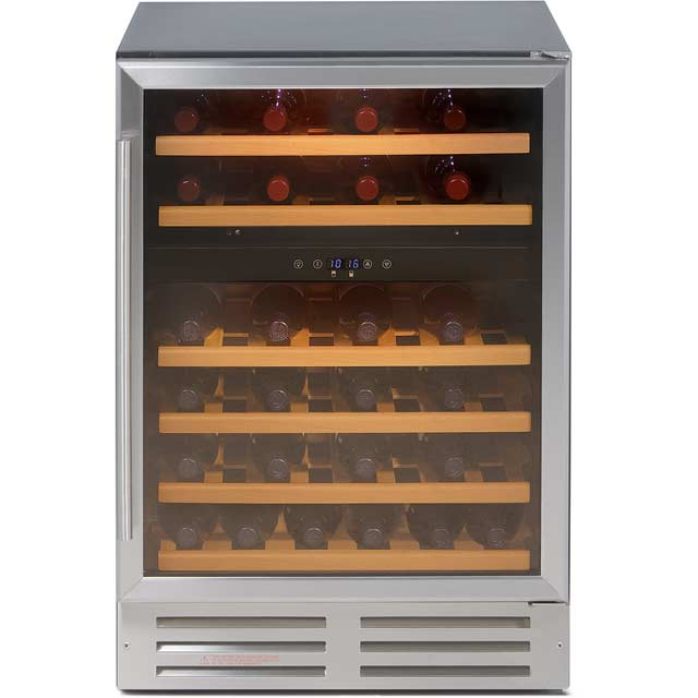 Newworld 600SSWC Built In Wine Cooler - Stainless Steel - C Rated - 600SSWC_SS - 1