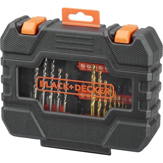 Black + Decker A7232-XJ 50 Piece Accessory Set