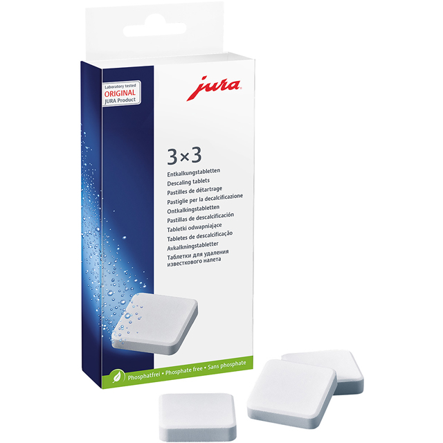 Jura 61848 Descaling Tablets - 61848_BL - 1