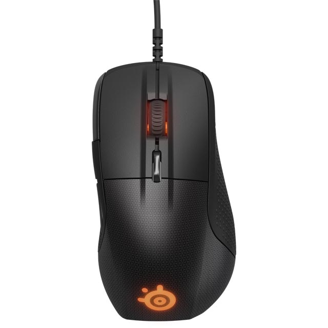 SteelSeries Rival 700 Wired Optical Gaming Mouse - Black