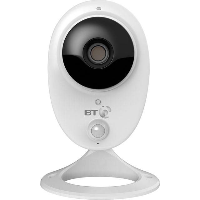 BT Smart Home Cam HD 720p - Grey