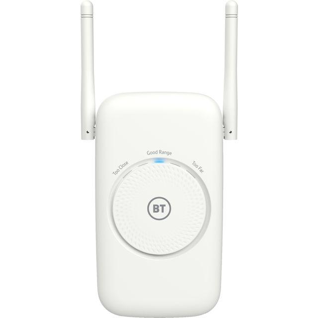 BT Dual Band AC2600 Gaming WiFi Range Extender