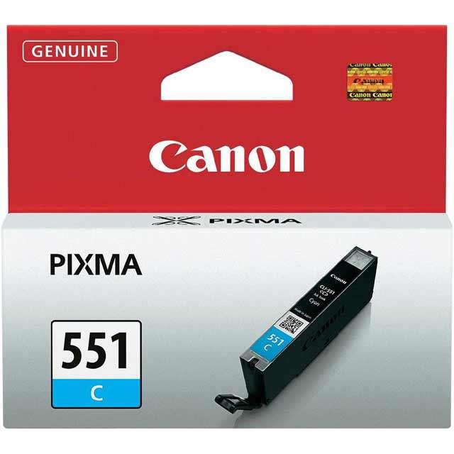 Canon CLI-551C Cyan Ink Cartridge