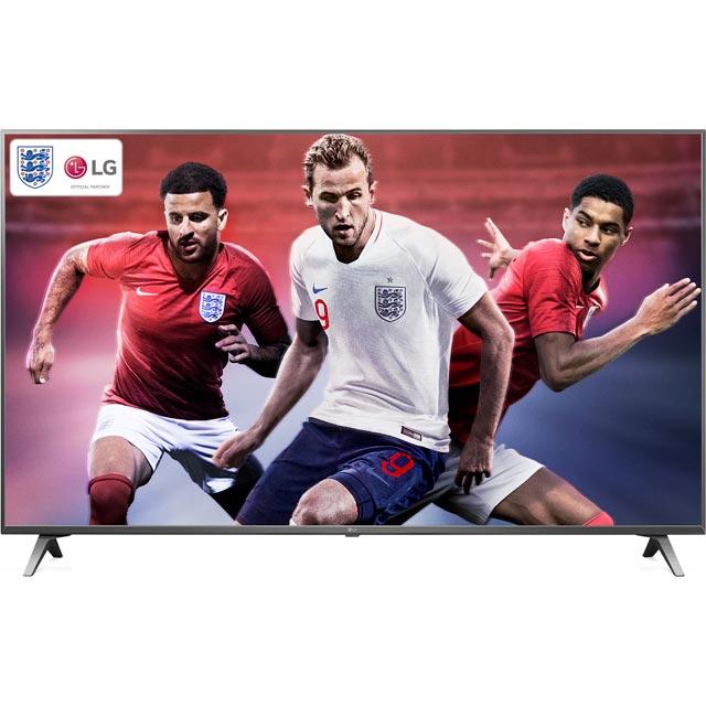 LG Super UHD Led Tv in Titan Silver