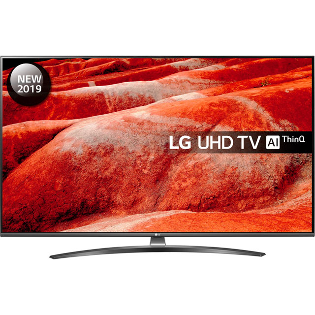 "LG 65UM7660PLA 65"" Smart 4K Ultra HD TV with HDR10, HLG and True Colour Accuracy - 65UM7660PLA - 1"