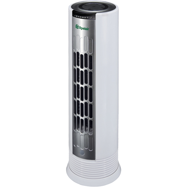 Xpelair XP15E Tower Cooling Fan 66688 - White - 66688_WH - 1