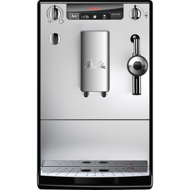 Melitta Caffeo Solo & Perfect Milk 6679170 Bean to Cup Coffee Machine - Silver - 6679170_SI - 1