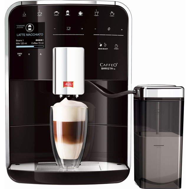 Melitta Caffeo Barista TS 6758350 Bean To Cup in Black